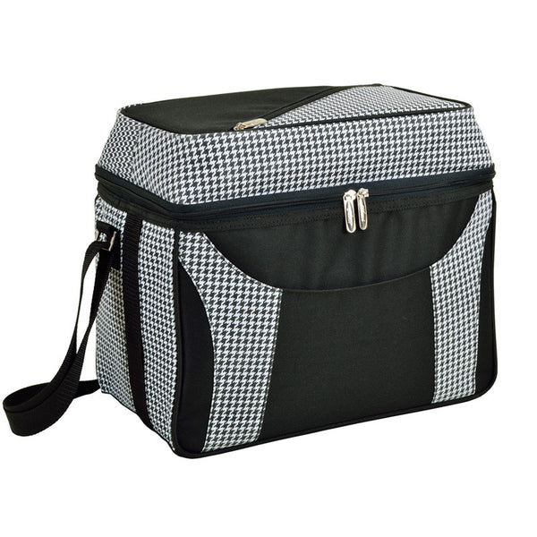 Houndstooth Dome Top Cooler - The Picnic Store - 1