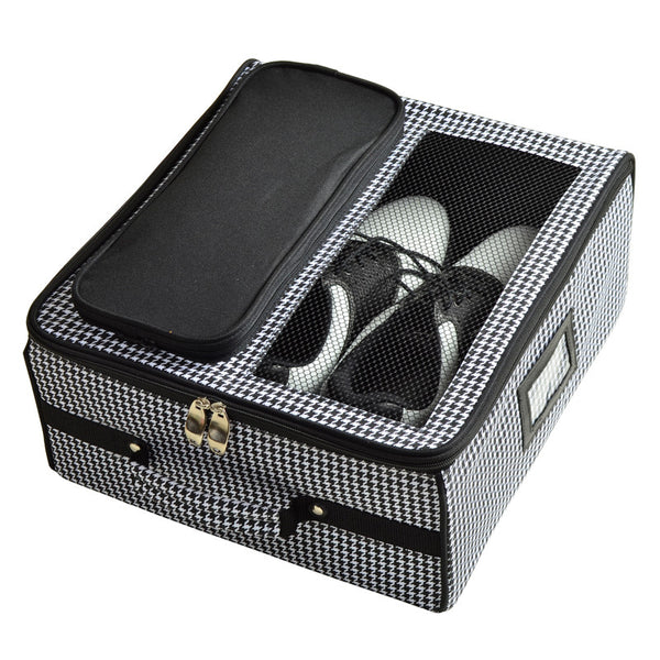 Houndstooth Golf Trunk Organizer - The Picnic Store - 1