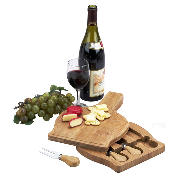 Chianti Cheese Board Set - The Picnic Store - 1