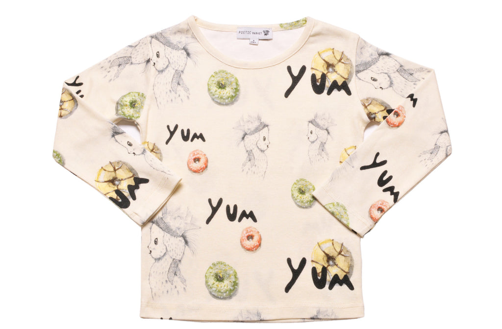 Tee Shirt ML Yum Yum