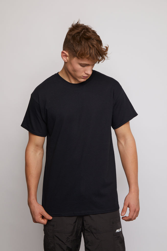 MOUTH 2 BLACK TEE