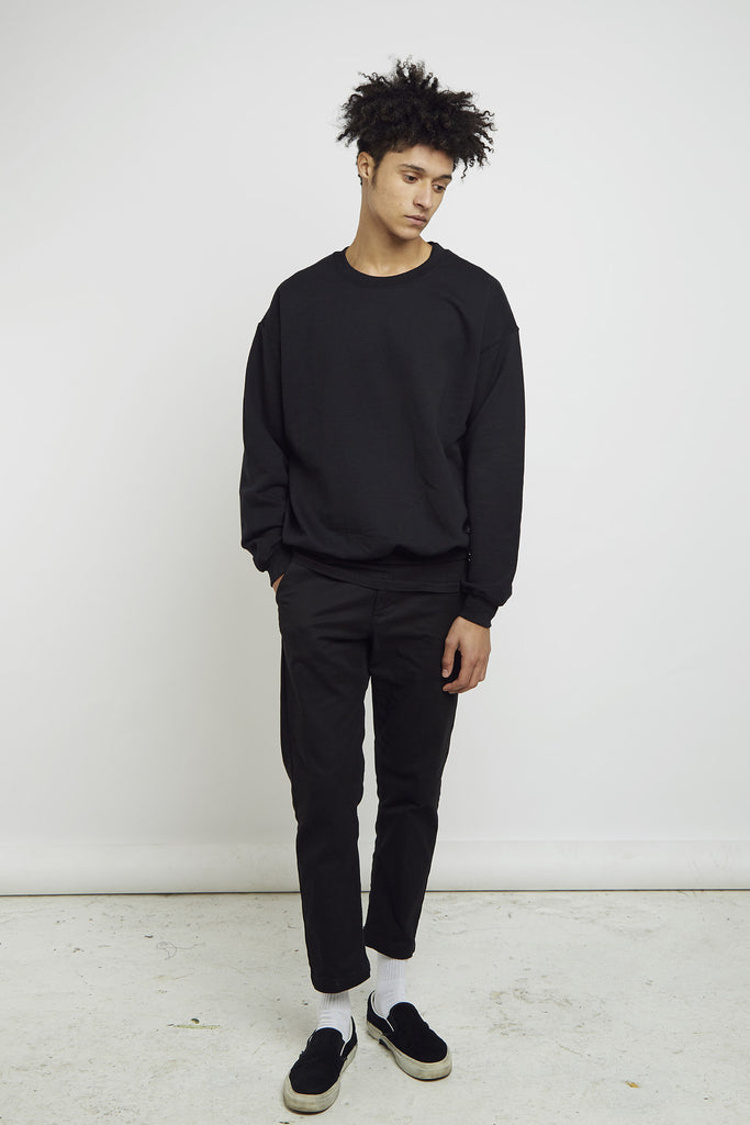 New Love Club Romeo Black Sweat