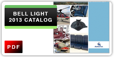 2013 Bell Light 206B 206L 407 Helicopter Catalog