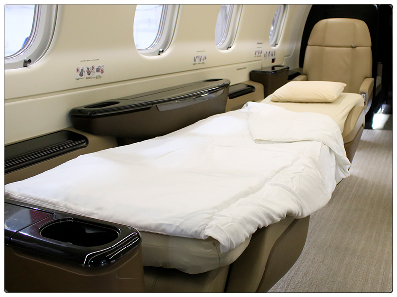 Embraer Legacy 450 Mattress