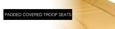 Covers for Troop Seats
