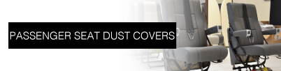 Passenger Troop Seat Dust Covers