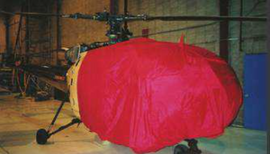 Alouette III - Bubble Cover (All Windows)