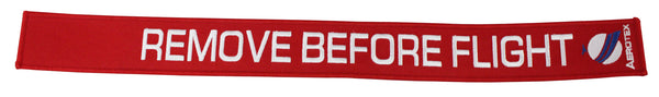 Remove Before Flight Large Flag
