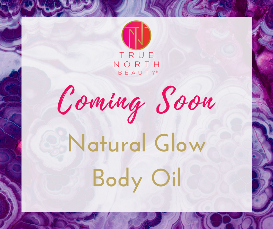 Introducing Our Newest Product: Natural Glow Body Oil