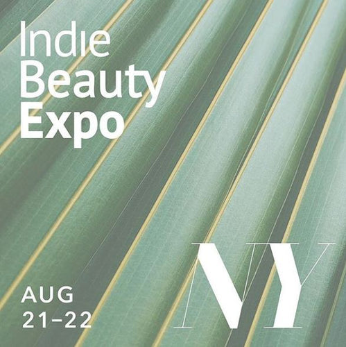 One Week Until The Indie Beauty Expo!