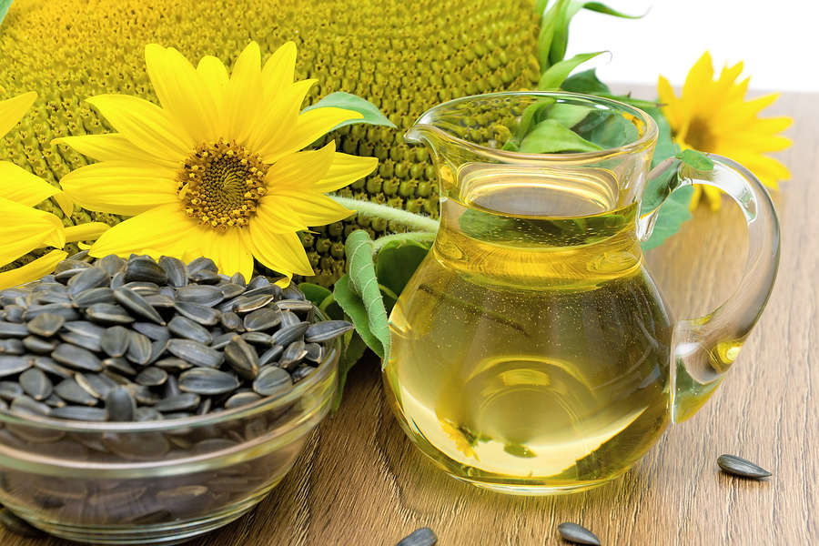 Why I LOVE Sunflower Oil!