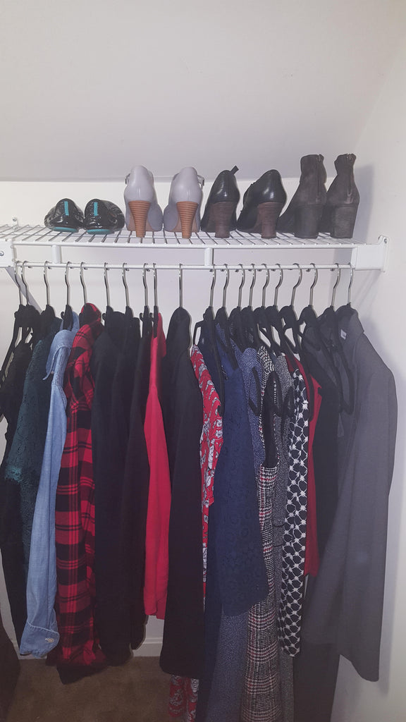 Capsule Wardrobes by Corey!