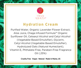 True North, hydration cream, moisturizer, natural moisturizer, dry skin, natural ingredients, True North Beauty, luxury, natural skincare, natural, chaga skincare, chaga,  organic skincare, Chaga Infused Formula, Maine made, cruelty free, anti-aging, antioxidants