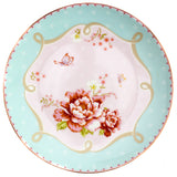 Eleanor Floral Plate