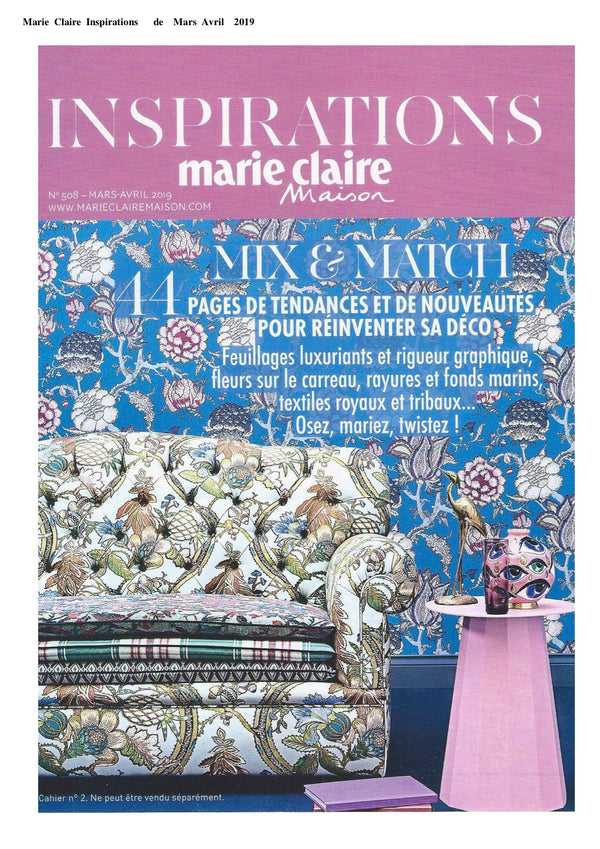 Marie Claire Inspirations
