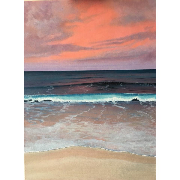 Morning Light, Porthmeor. Limited Edition Print (1/25)