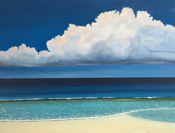 Blue Sky St Ives. Limited Edition Print (1/25)