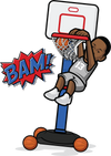Little Bam Dunk T-Shirt