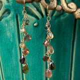 Smoky Tourmaline Drops