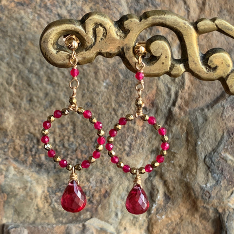 Rubellite Dreamcatchers
