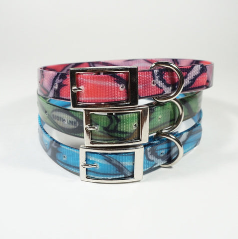 Camo Collar - DoggleHead - 1
