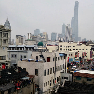 Shanghai- for the love of travel and jewelry...