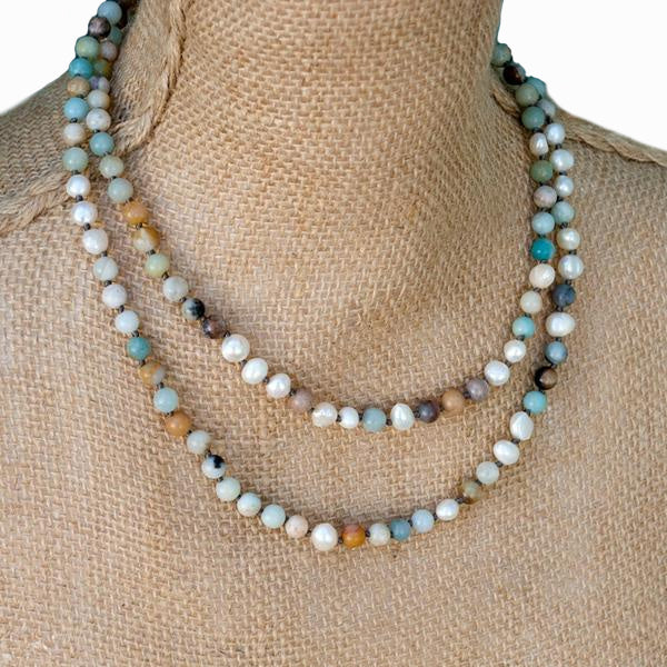 Peaceful Palette Necklace