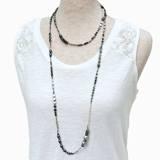 Jet Setter Chic Necklace