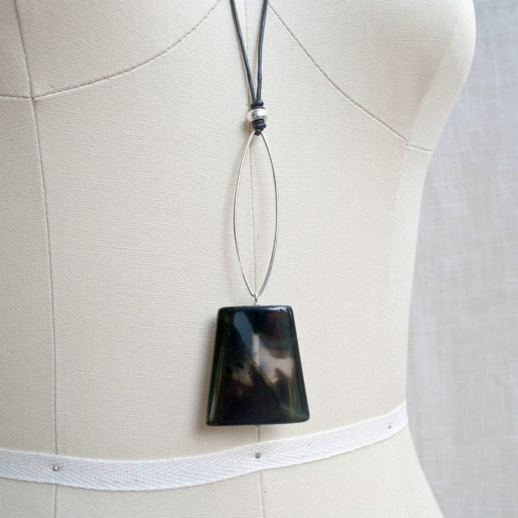 Trapeze Necklace