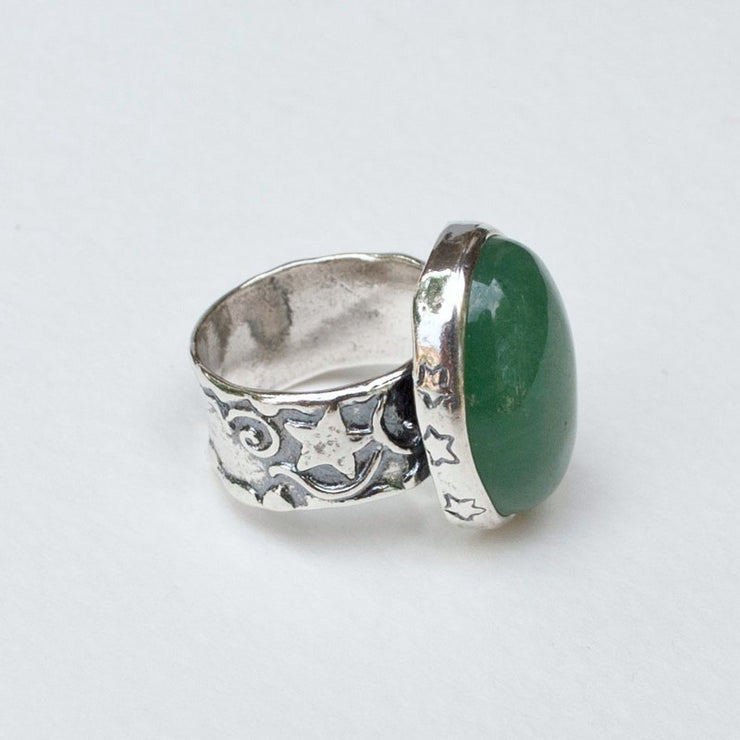 Green Pool Ring