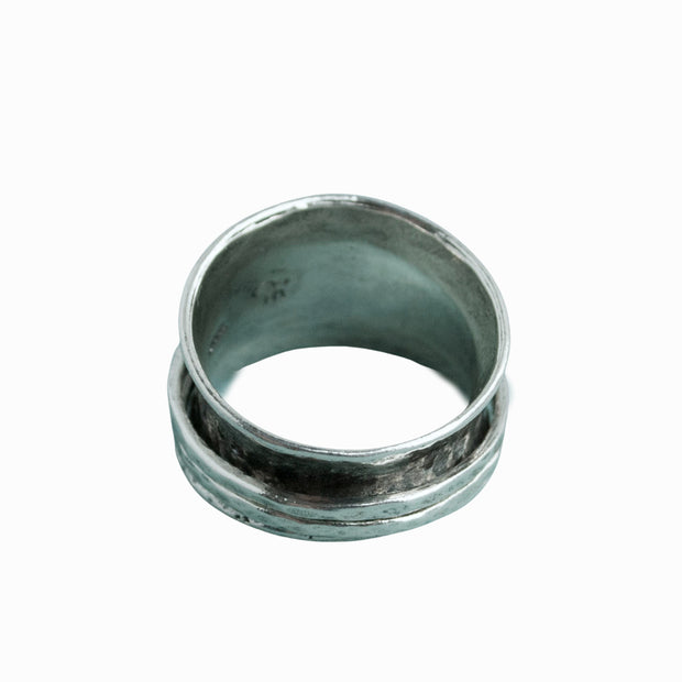 Double the Fun Spinner Ring