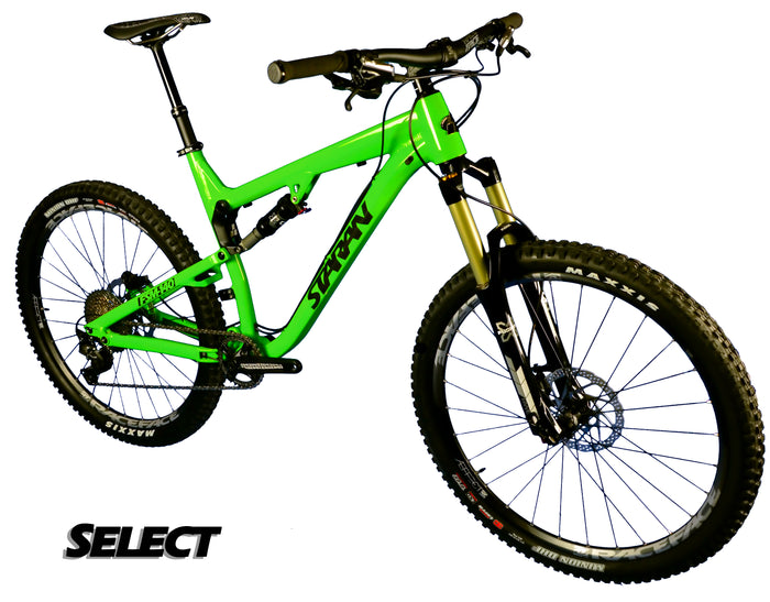 FSM-140 Select Build - Closeout - Staran Cycles