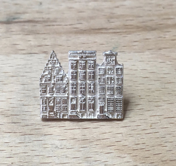Amsterdam Revers Pin