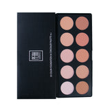 """Formula No. 1"" 10 Color Foundation & Concealer Palette"