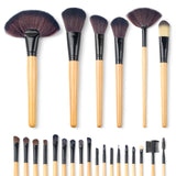 ProBrush Black™ Ultimate Pro Makeup Brush Set
