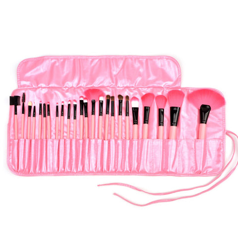 ProBrush Pink™ Ultimate Pro Makeup Brush Set