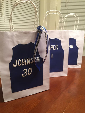 Wresting Gift Bag Ideas
