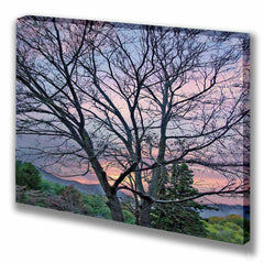 Woven Photo Gallery Wrapped Tapestries