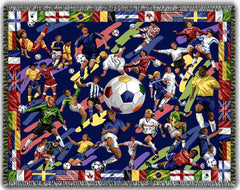 Ultimate Sports Woven Blankets
