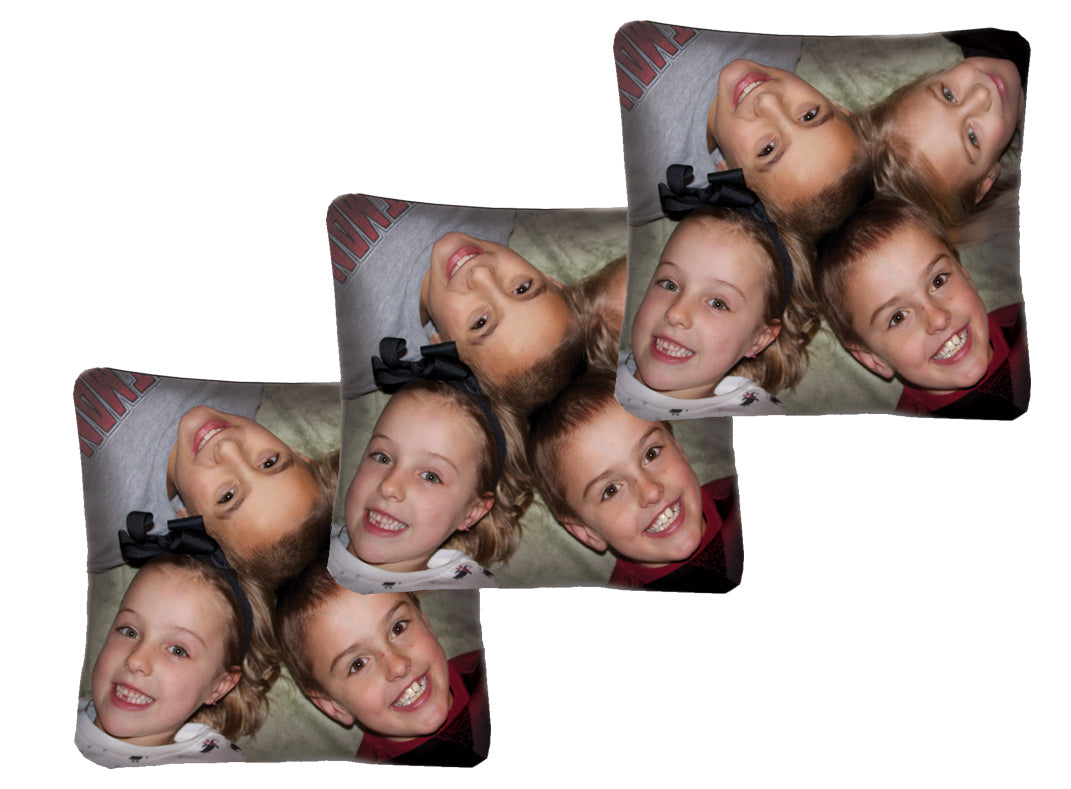 Euro Woven Photo Pillows -Volume Discounts