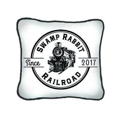 Logo & Business Woven Pillows