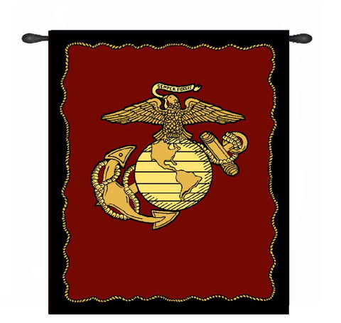 Military Pride Tapestry Wall Hangings