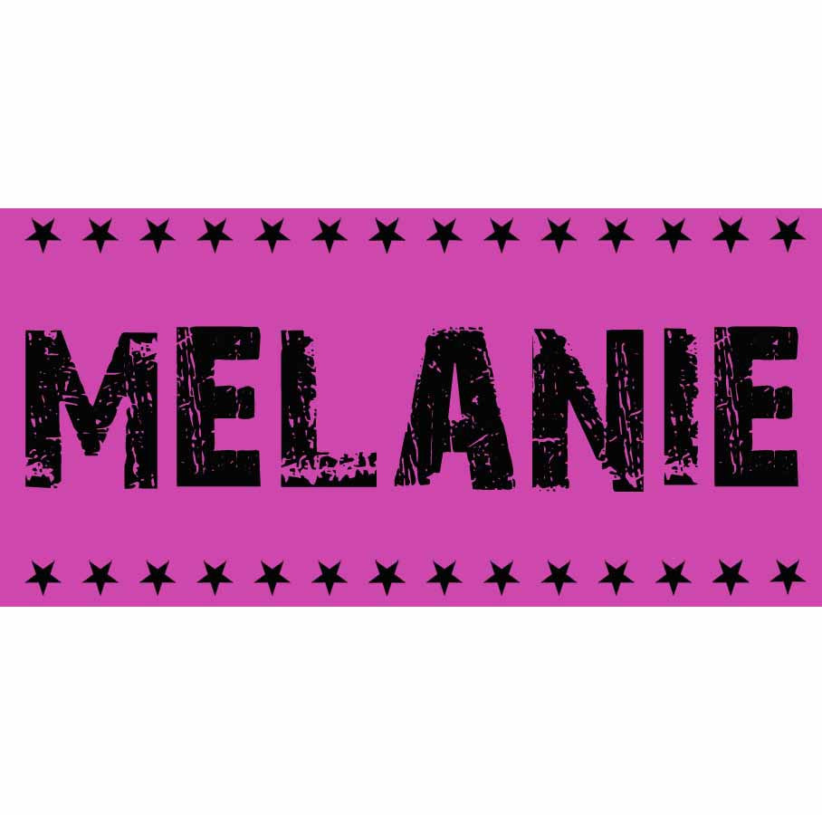 Personalized Name Towel