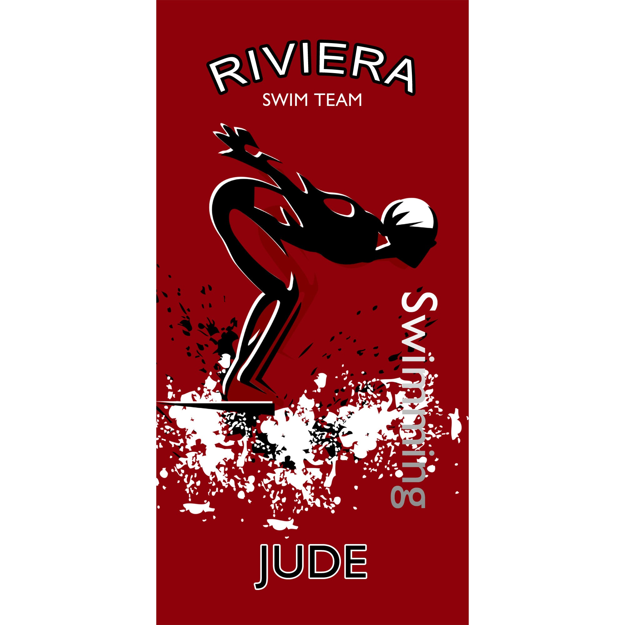 Extreme Sports Personalized Towels