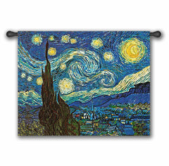 Your Favorite Art Tapestry Wall Hanging - Grand (53 x 70)