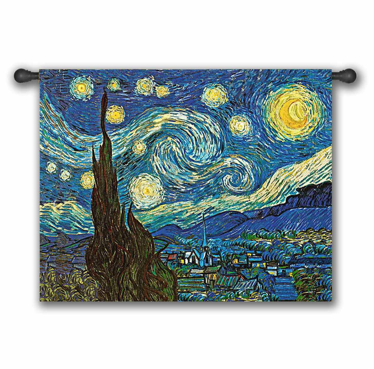 Your Favorite Art Tapestry Wall Hanging