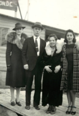 Maria Maggio (2nd from the right)