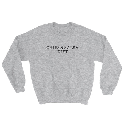 Chips & Salsa Diet Sweater