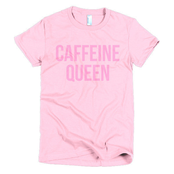 Caffeine Queen Top