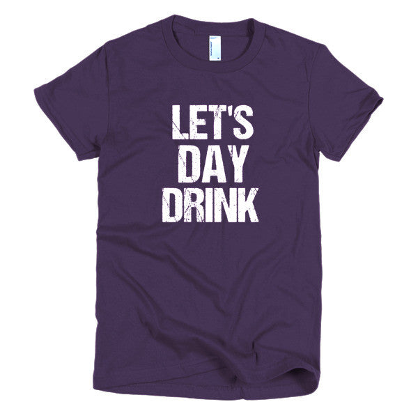 Let's Day Drink Top